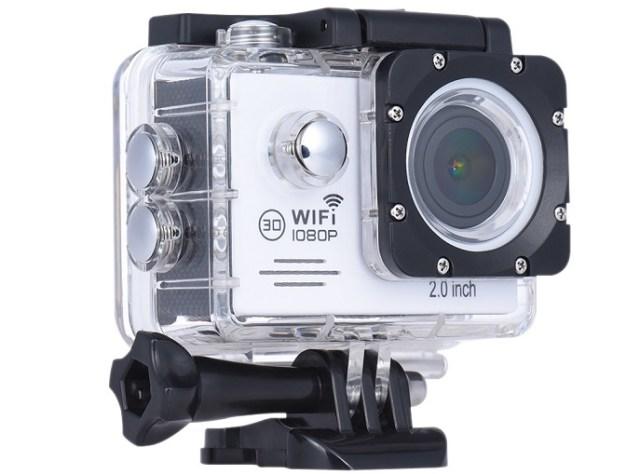 u75tgerw Iata si o camera de actiune foarte ieftina, insa cu filmare FHD si WiFi!