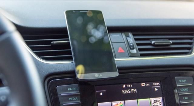 444 Magic Mount, sistem de prindere auto pentru orice telefon cu Android