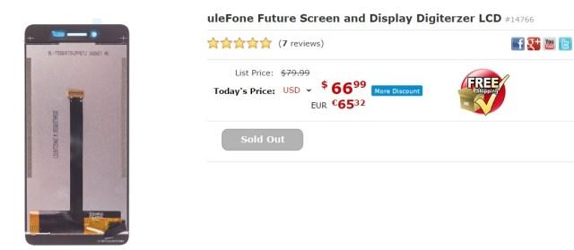4566 Se poate spune ca telefonul Ulefone Future este un FAIL sau nu?