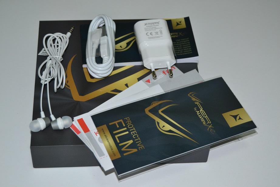 Unboxing: Allview V2 Viper Xe, telefon 4G TDD si FDD