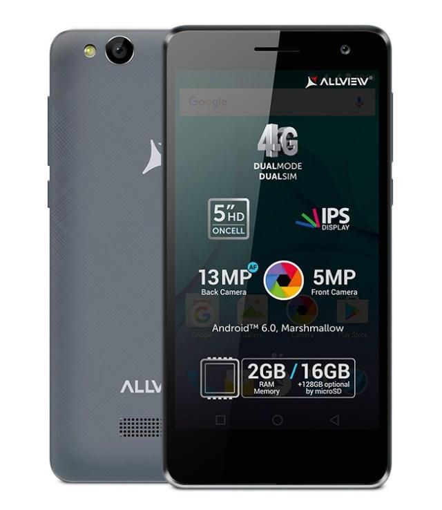 Allview P8 Life Allview P8 Life primul telefon lansat in 2017 pret si cateva pareri