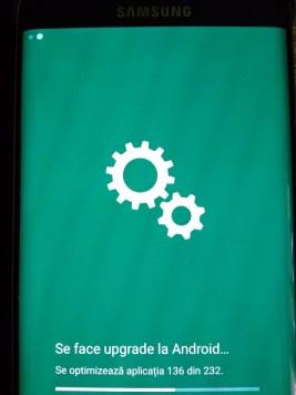 Samsung S6 Edge Plus Samsung S6 Edge Plus, update oficial Nougat in Romania, exclusiv