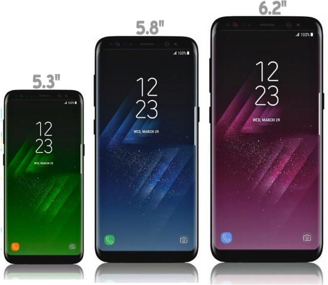 Samsung Galaxy S8 Mini posibil sa fie lansat, pret 399 USD
