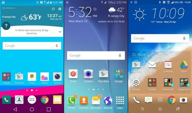 Ce producator de telefoane ofera cel mai bun si optimizat UI?