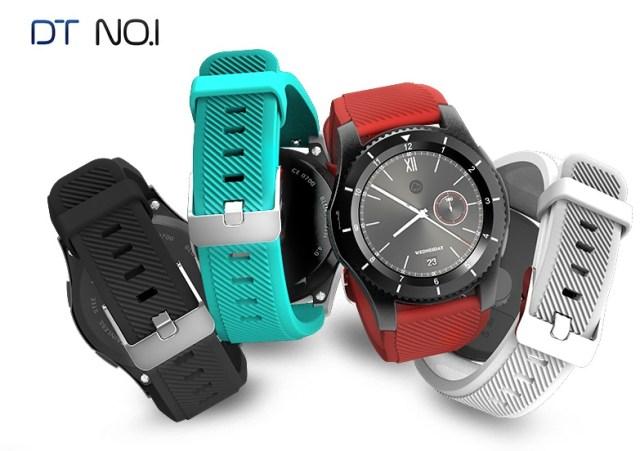 NO.1 G8 no.1 g8, au inceput vanzarile pentru acest smartwatch ieftin