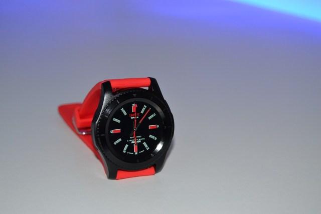 Review smartwatch No.1 G8 review smartwatch no.1 g8, fara android dar ieftin si bun
