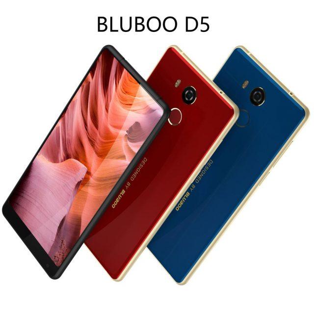 bluboo d5