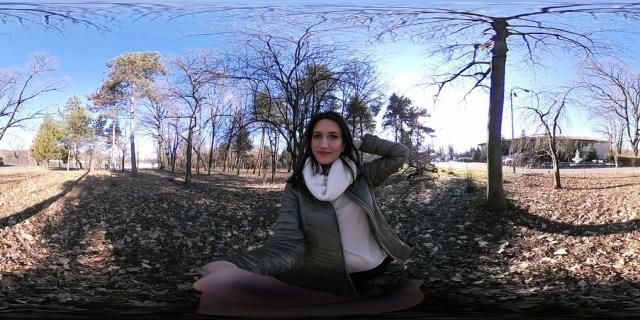 review- insta360 air, camera foto 360 grade