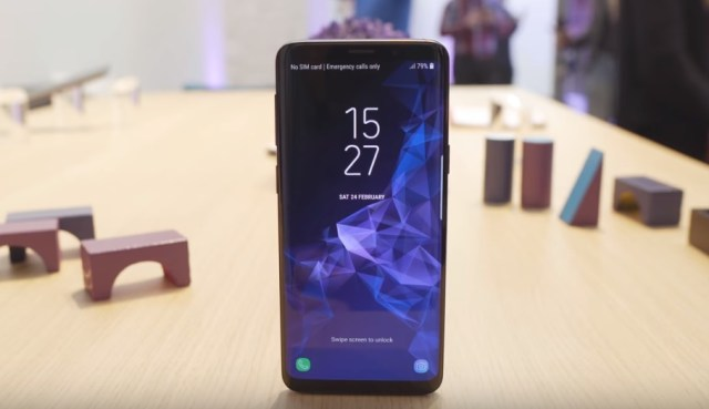 specificatii finale samsung galaxy s9 si s9+ si hands on review