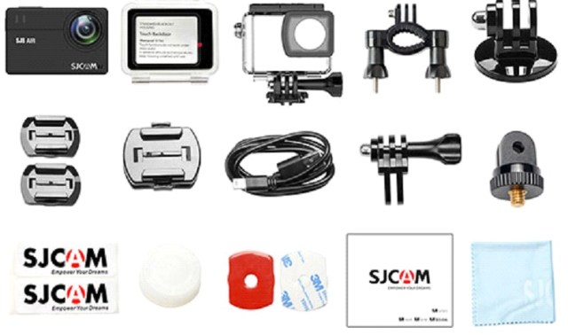review sjcam sj8 pro