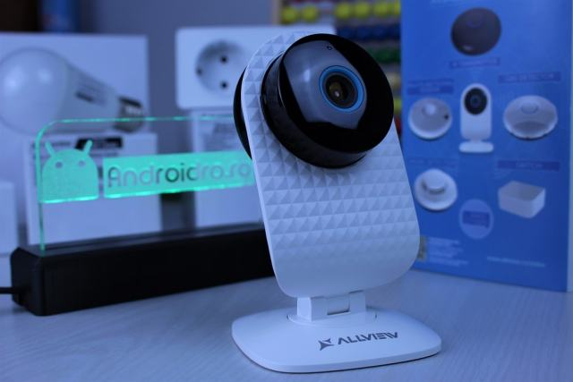 review allview smartcam, bec wireless si priza wireless