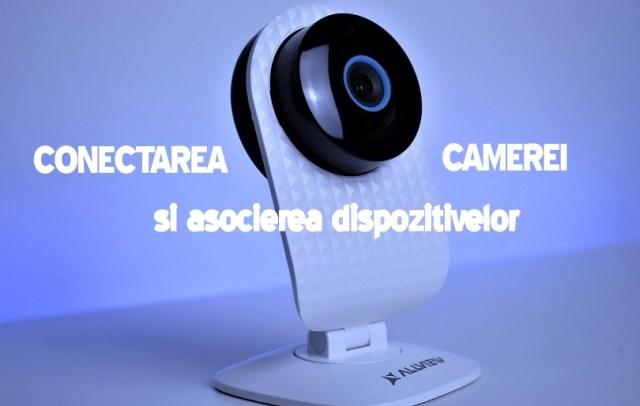 conectarea camerei allview smartcam si a perifericelor
