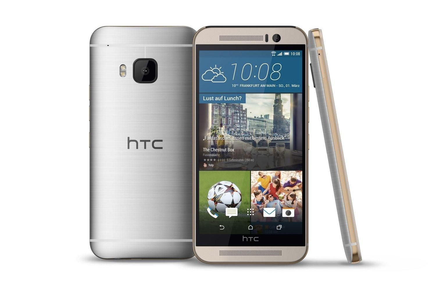 HTC One M9 androidsage