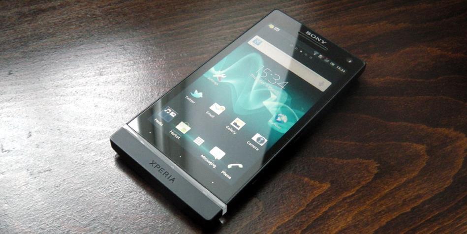Xperia S androidsage