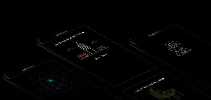 Install Always ON Display AOD Like LG G7 &Galaxy S7