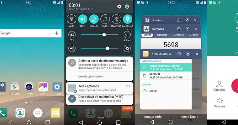 Install LG G5 UX Port to LG G3