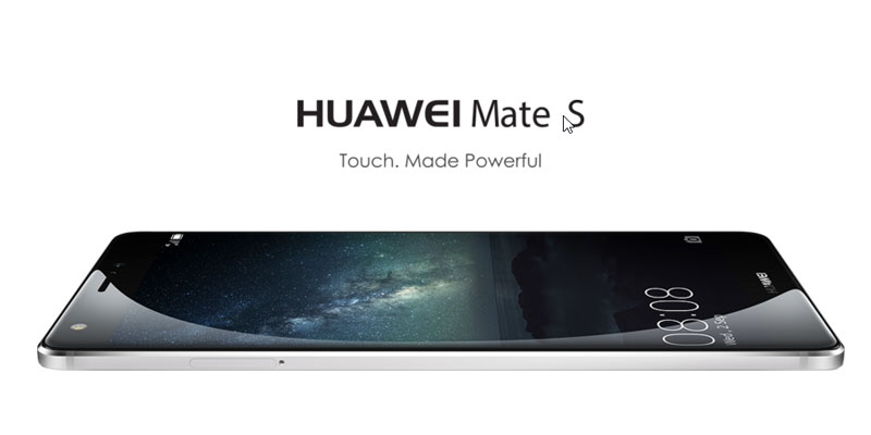 Mate S Android Android-6.0-Marshmallow