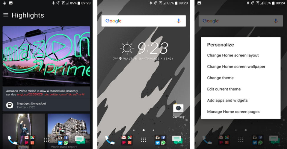 Download Best HTC 10 Sense 8 Marshmallow ROM Port For HTC One M8 androidsage