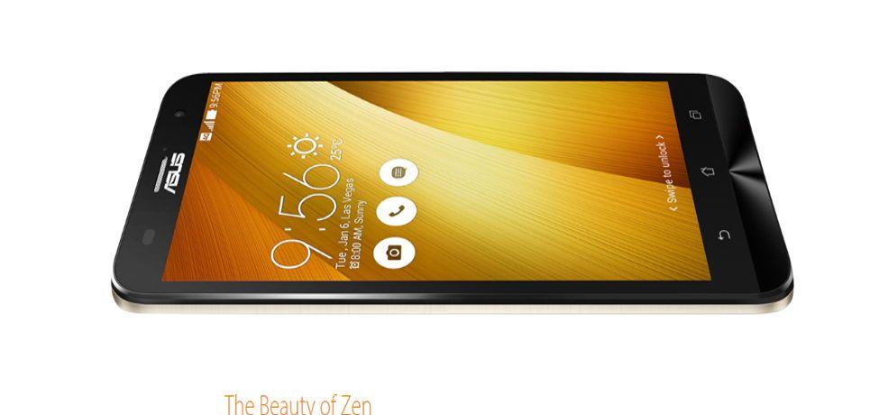 Download Beta Android 6.0.1 Marshmallow Update Asus ZenFone 2 Laser ZE500KL