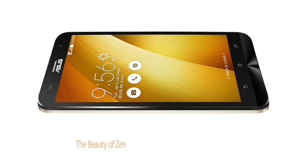 Download Beta Android 6.0.1 Marshmallow Update Asus ZenFone 2 Laser ZE500KL