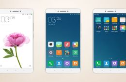 Download Xiaomi Mi Max MIUI 8 Stock Wallpapers and Themes MIUI 8 Theme