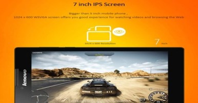 Lenovo TAB 2 A7-30 A1 gaming review