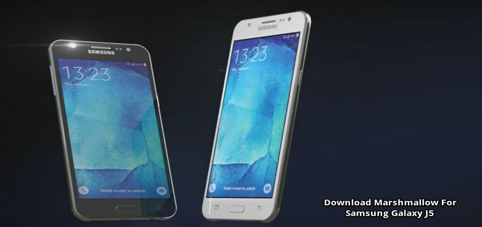 Samsung Galaxy J5 Android 6.0.1 Marshmallow Firmware Update