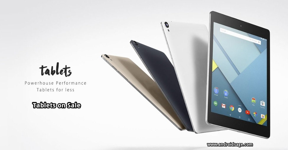 Tablets on Sale at Gear Best Buy Premium Tablets For as Low as 80 bucks