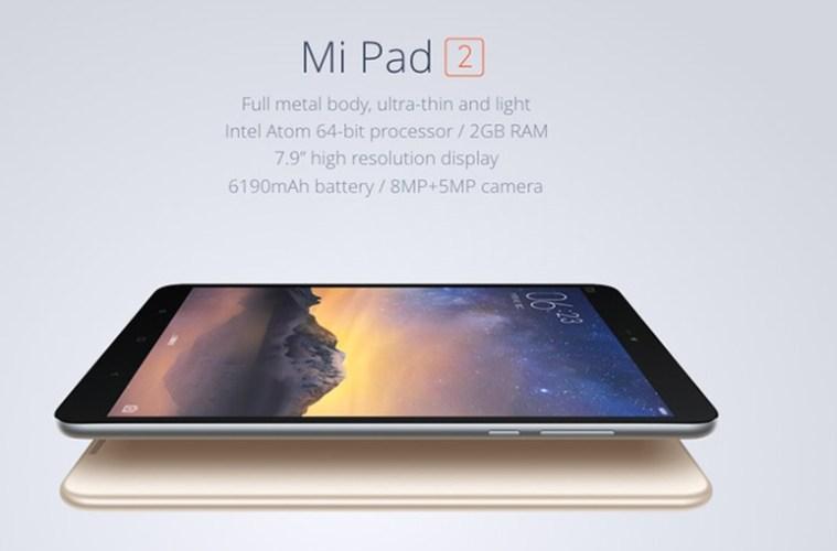 Xiaomi Mi Pad 2 buy online specifications windows 10 version
