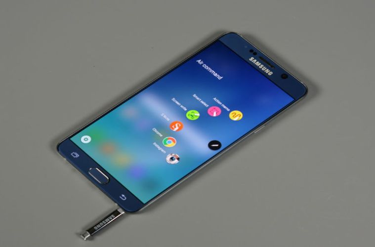 Verizon Galaxy Note5 Android 6.0.1 Marshmallow Update