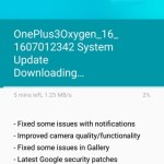 changelog Oxygen OS 3.2.0 for OnePlus 3 Download
