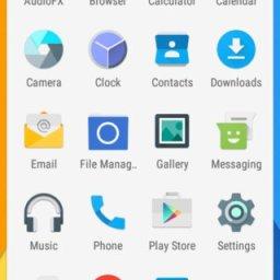 official cyanogenmod 13 screenshots for oneplus 3 2