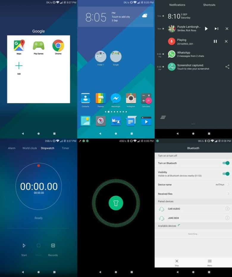 download and install EMUI 4.1 honor 8 theme on huawei