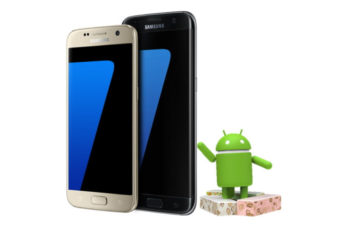 Download Official Android 7.0 Nougat for Galaxy S7 and S7 Edge update