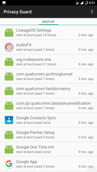 Lineage OS 14.1 Screenshot 20161230 182106