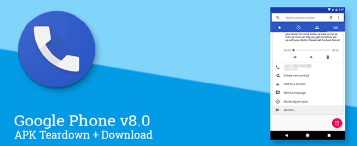 Download modified Google Phone 8.0.147081443 and install on any Android device