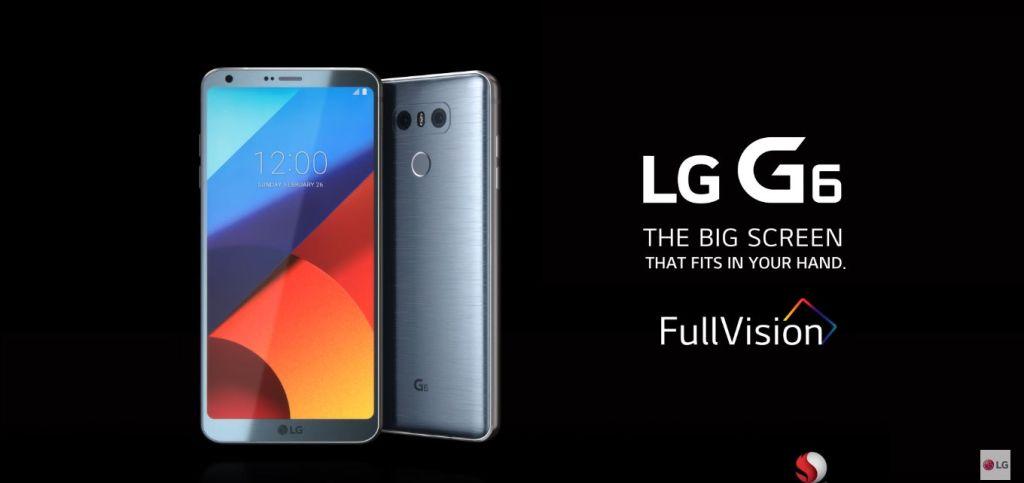 LG G6 _ Design Video Full vision display