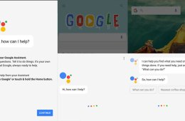 Changing your Google Account will enable Google Assistant immediately