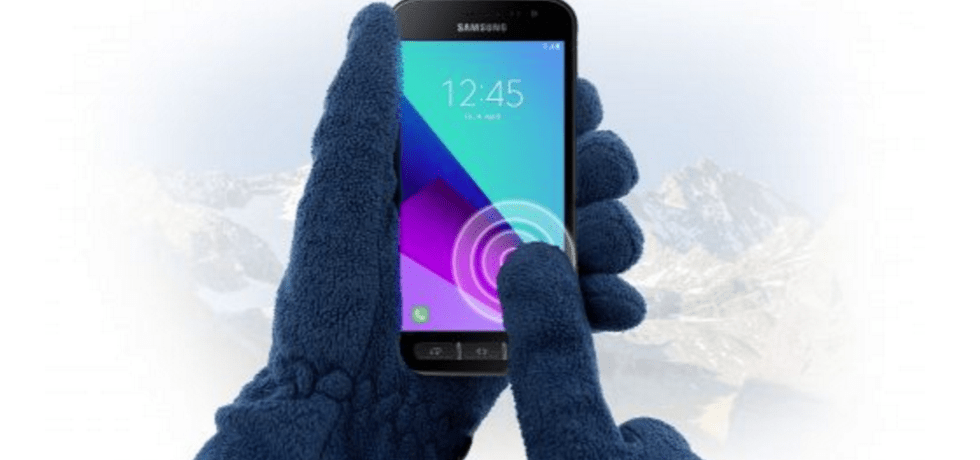 Samsung Galaxy Xcover 4 Stock wallpapers_androidsage