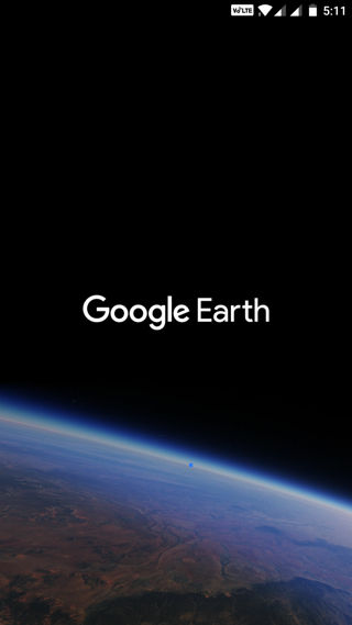 Google Earth 9.0 screenshots