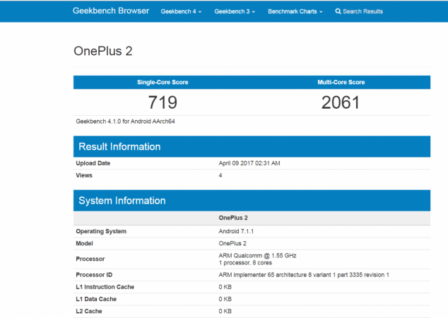 oneplus-2-android-nougat-geekbench-software-testing-oneplus-2