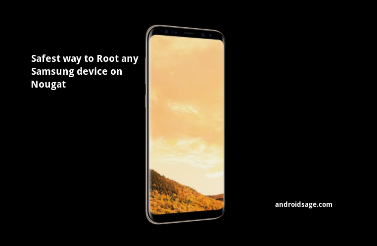 Easily and safe way to root Samsung Galaxy devices with CF Auto Root CFAR on latest Nougat TouchWiz firmware