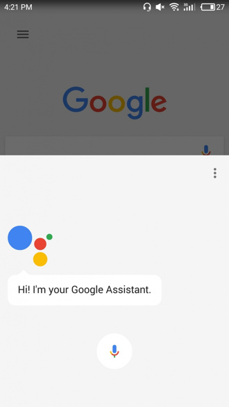 How to enable Google Assistant on Android Lollipop KitKat