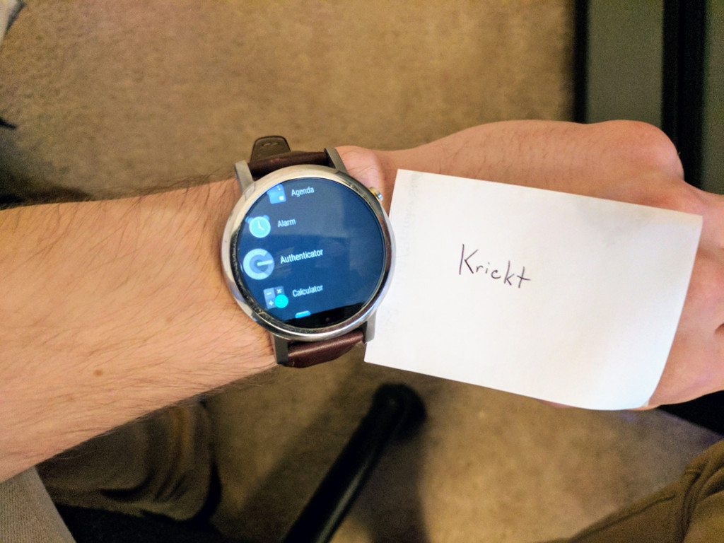 Moto 360 receives Android Wear 2.0 OTA update with Android ...