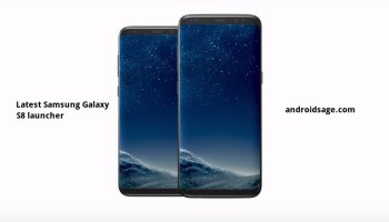 Install Samsung Galaxy S8 (Plus) theme with Dream UX Port