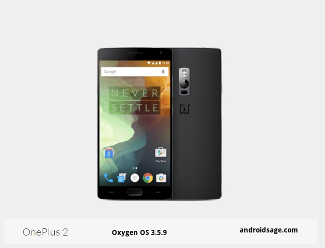 Downloads - OnePlus.net - Oxygen OS 3.5.9 for OnePlus 2 OTA update