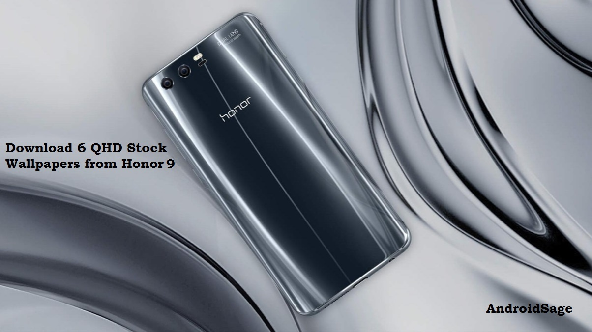 Honor 9 Stock Wallpapers