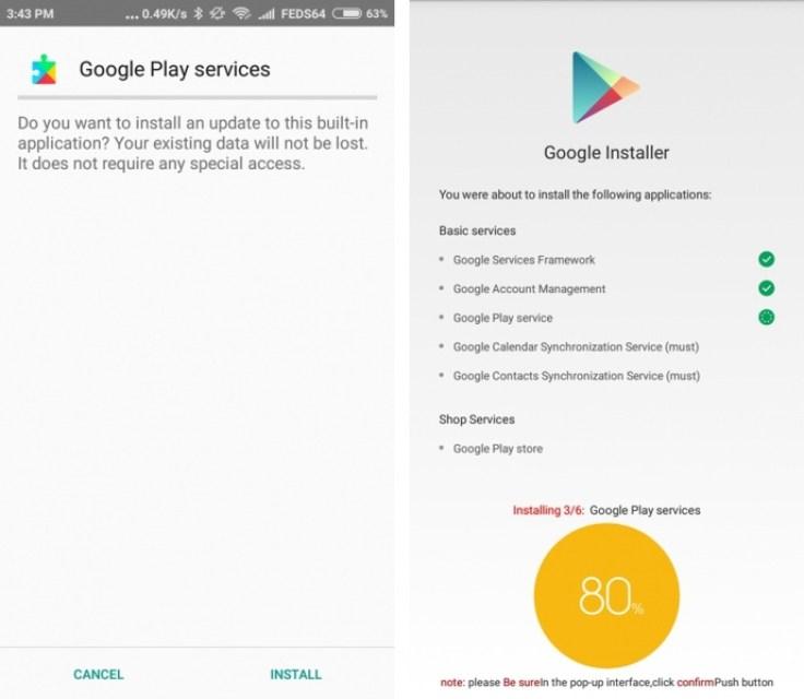 39+ Cara Install Google Play Store paling mudah