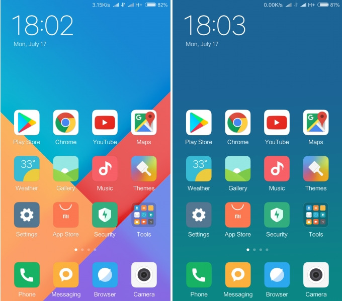 MIUI 8 Launchers Theme - Android Apps on Google Play