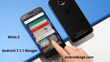 Install Official Moto Z and Z Force Android 7 0 Nougat OTA